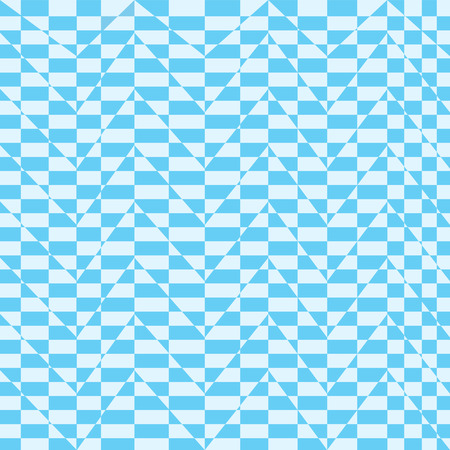 forth: blue and white zigzag line background showing blue and white shading back and forth with zigzag line
