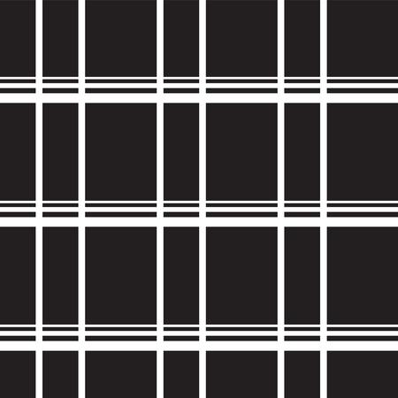 white line cut pattern on black background vector illustration image