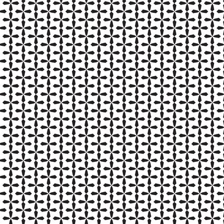 black polygon cross pattern background vector illustration image Illustration