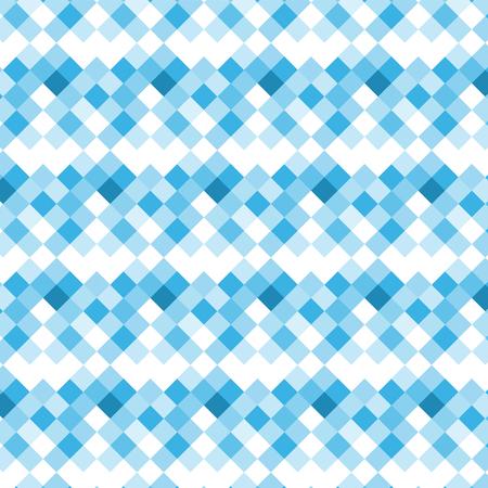 duvet: soft blue shade diamond shape pattern background vector illustration image