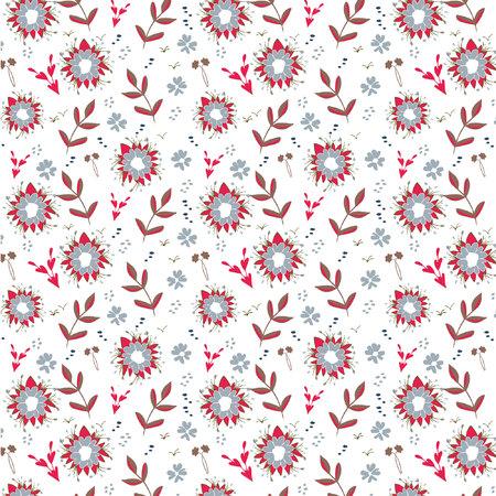 Floral pattern November