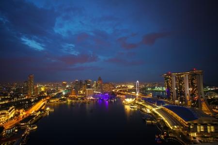 Marina Bay  photo
