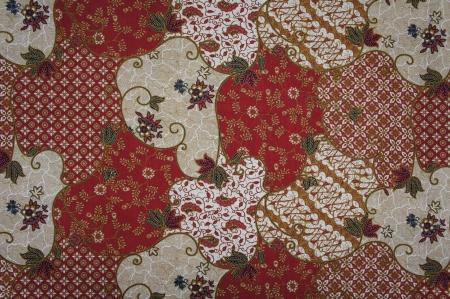 javanese: Javanese Batik Pattern A  no post processing