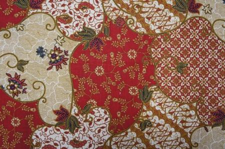 batik motif: Javanese Batik Pattern A  no post processing