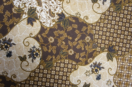 javanese: Javanese Batik Pattern B  no post processing