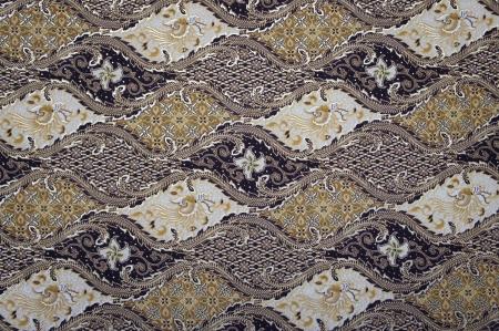 Javanese Batik Pattern C  no post processing