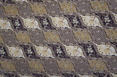 javanese: Javanese Batik Pattern C  no post processing
