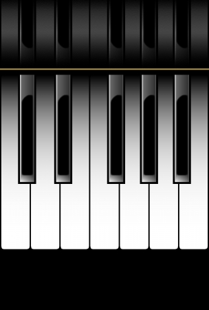 octave: Piano - 1 Octave