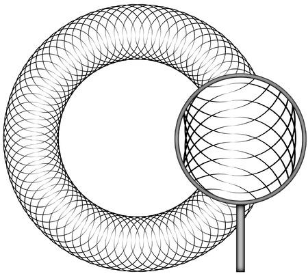 spirograph: Border Spirograph  Set B2