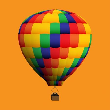 balon: Hot Air Balloon