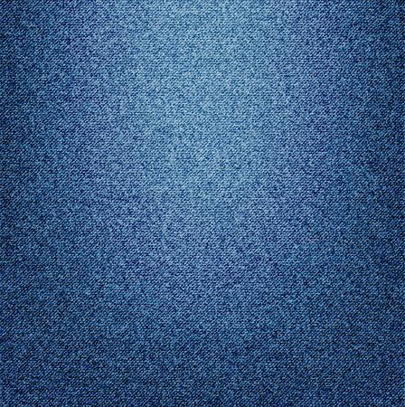Denim Texture Vector Ilustrace