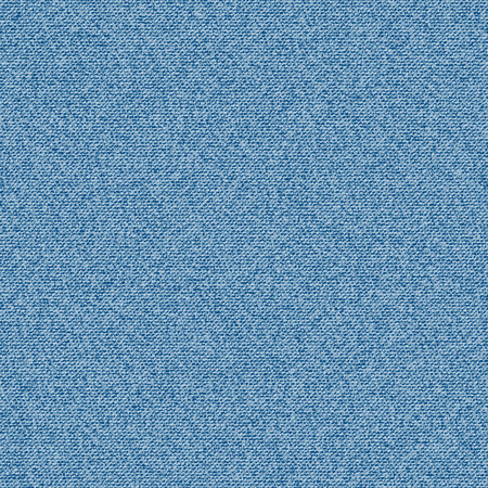 Denim Seamless Texture Vector