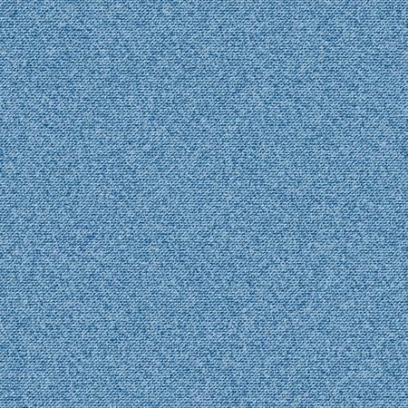 mezclilla: Vector inconsútil de la textura del dril de algodón