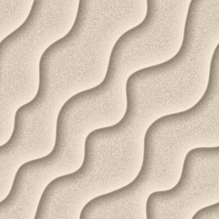 Sand wave seamless vector with texture, for design layout background.