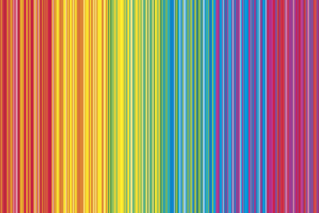 Rainbow color irregular vector, for design layout background. 向量圖像