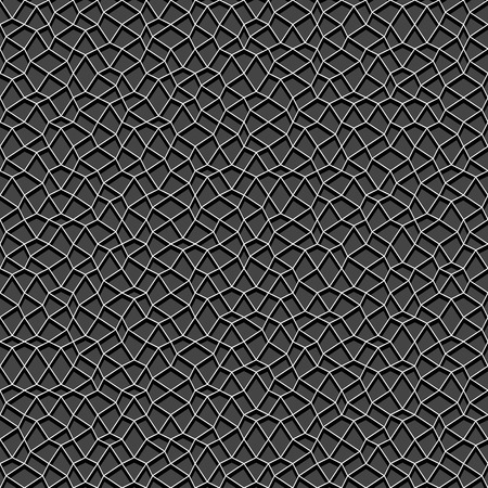 Geometric irregular texture vector seamless, for design layout background.