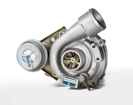 Turbocharger of  car engine