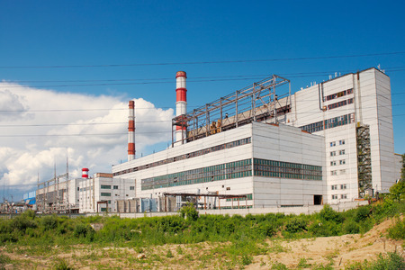 thermal power plants photo