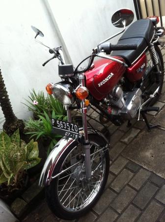 honda: Honda CB100