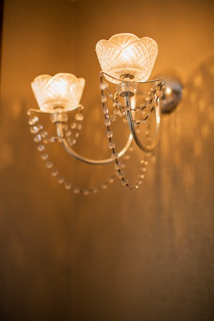 home lighting: A Lighting lamp with bulbs in home
