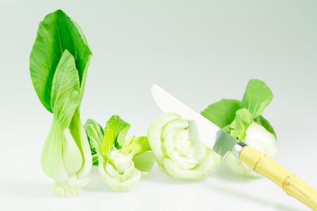 green vegetable: Green vegetable