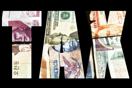Money and Currency Design Background and Detail