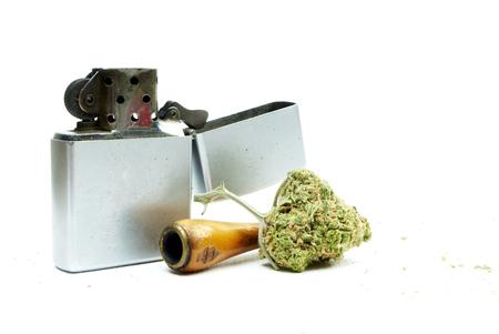 drug addiction: Weed, Medical Marijuana Grunge Detail and Background Stock Photo