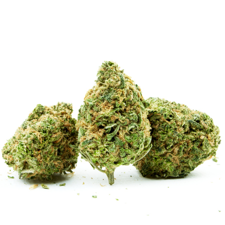 Buds: Marijuana Stock Photo