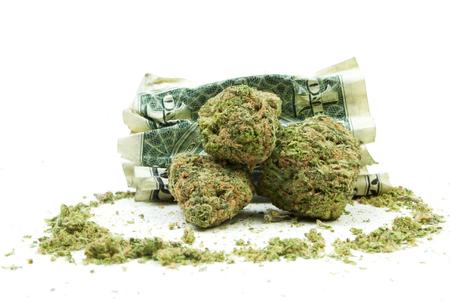 dope: Marijuana Stock Photo