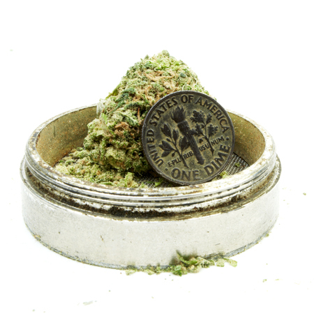 dime: Marijuana, Dime