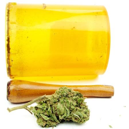 Marijuana and Cannabis Background and Pattern  Stok Fotoğraf