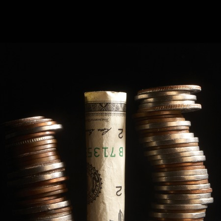 Money and Currency Design Background and Detail Stock fotó - 27210846
