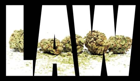 Marijuana and Cannabis Law Imagens
