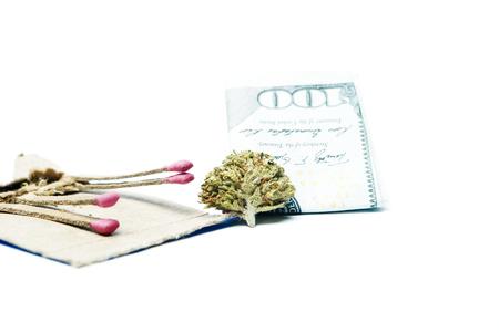Marijuana and Cannabis Imagens