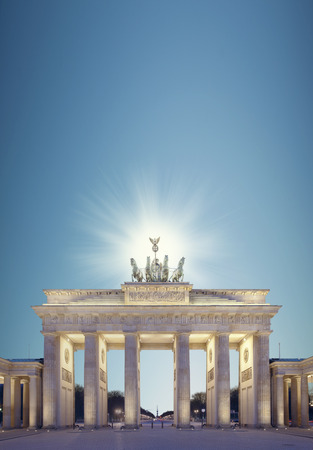 brandenburg: Brandenburg Gate, Berlin, Germany