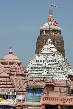 puri: Sacred Hindu temple  Jagannath Temple   Puri, Orissa, India  12th Century AD