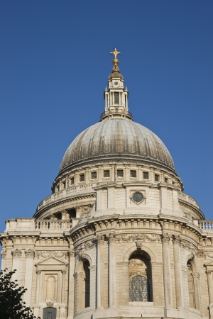 St Pauls Cathedral in London, England photo