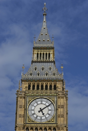 previously: Elizabeth Tower of the Houses of Parliament in London, England  Previously called the Clock Tower, it houses the bell named Big Ben