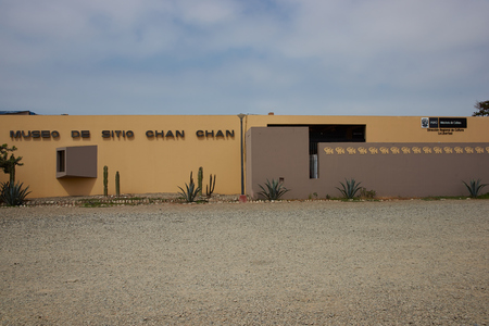 chan: Museum of Chan Chan, a historic adobe city of the Chimu culture dating back to before 15th Century. The remains of the city are a UNESCO World Heritage Site.