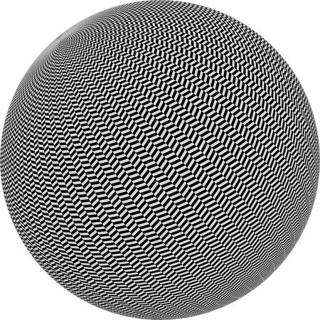 Pattern circles that are great for backgrounds and design inspiration. Has a white background. photo