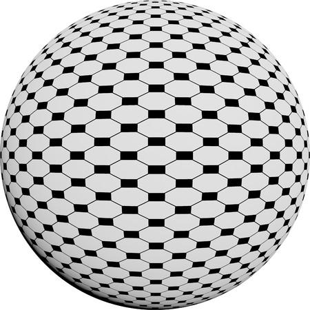 背景は素晴らしいデザインのインスピレーションは、パターン円。白い背景があります。 写真素材