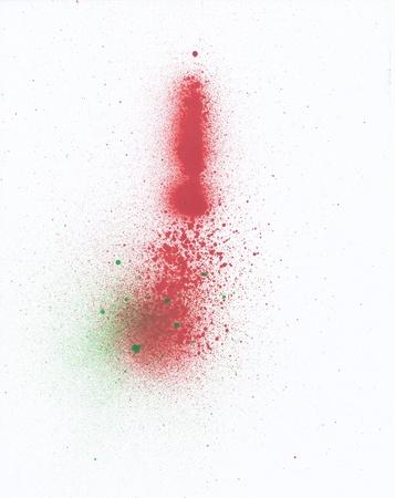 Graffiti spray paint background texture