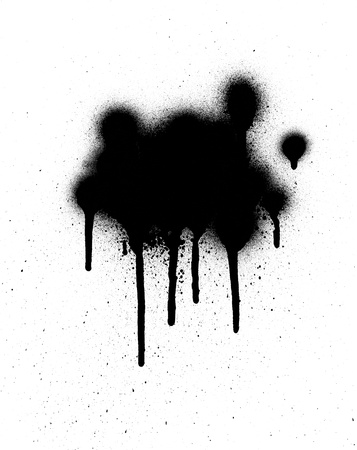 Graffiti con pintura en aerosol - juventud urbana spraypaint vandalismo grunge ciudad