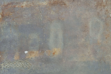 panel: rusty metal texture - grunge old texture metallic