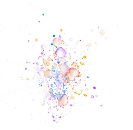 pallino: Acqua color grunge