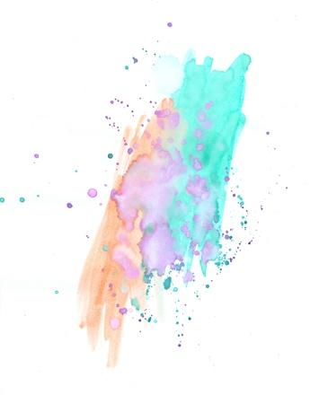 Grunge couleur de l'eau Banque d'images - 10425120