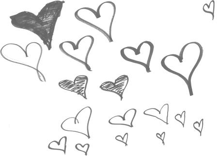 Hand Drawn Element 版權商用圖片 - 10425118