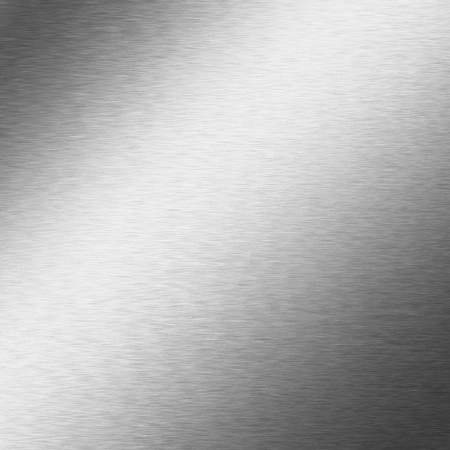 stainless steel: high quality Brushed metal texture abstract background. great for textures and overlays or even backgrounds. Stock Photo