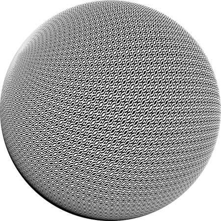 mesh: Pattern circles that are great for backgrounds and design inspiration. Has a white background.