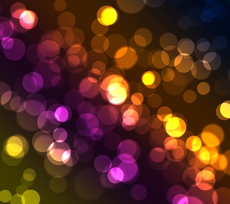 High quality bokeh background light texture.